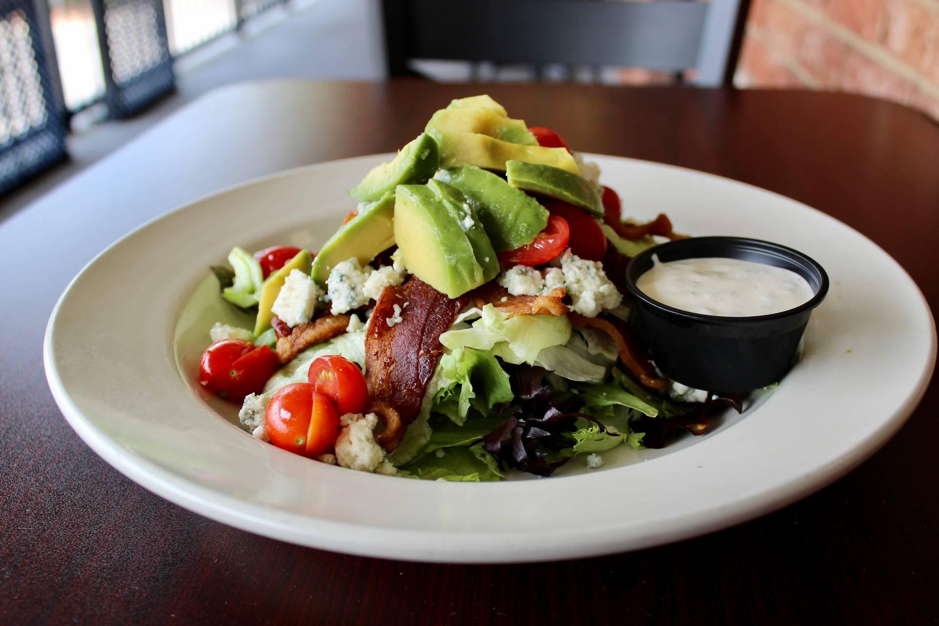 Salad at The Ridge in Vestavia Alabama